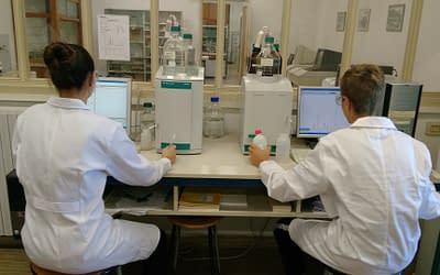 Visita dei laboratori di Chimica (18-22 gennaio)