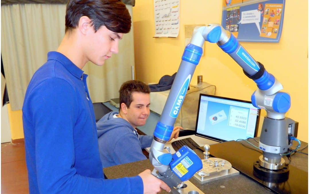 Le nuove frontiere dell'industria 4.0: laboratorio di Meccanica e Meccatronica