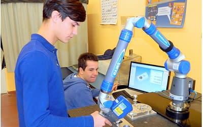 Visita dei laboratori di Meccanica e Meccatronica (dal 18 al 22 gennaio)