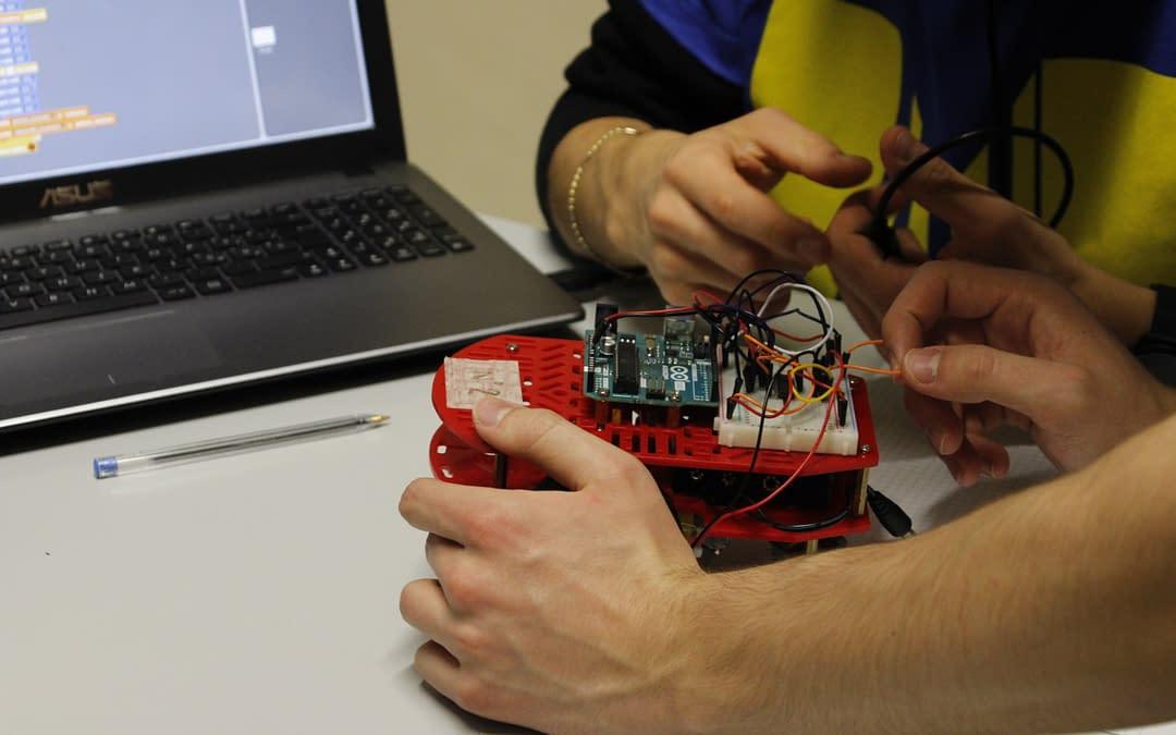 Smart Robot: il nuovo corso di Informatica
